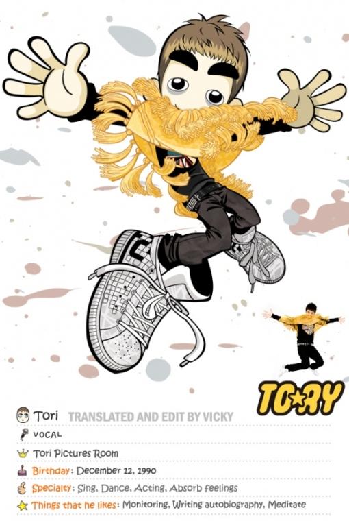 Bigbang Comic